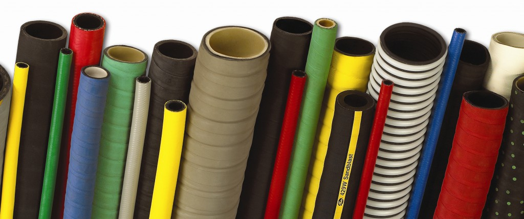 types of industrial hoses