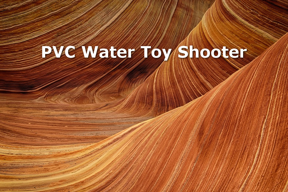 PVC Water Toy Shooter