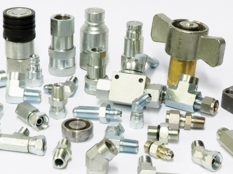 Pneumatic Fittings: Vessels and Types